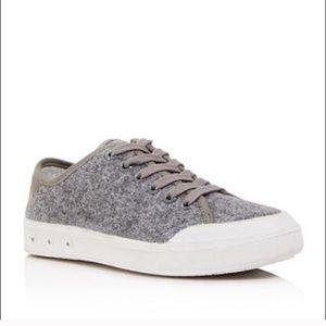 Rag & Bone Wool Sneaker Grey Size 6.5